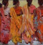 <em>Bengali Dancers</em>