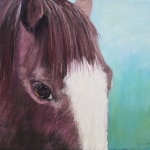 A Horse of a Different Color  II 18x24