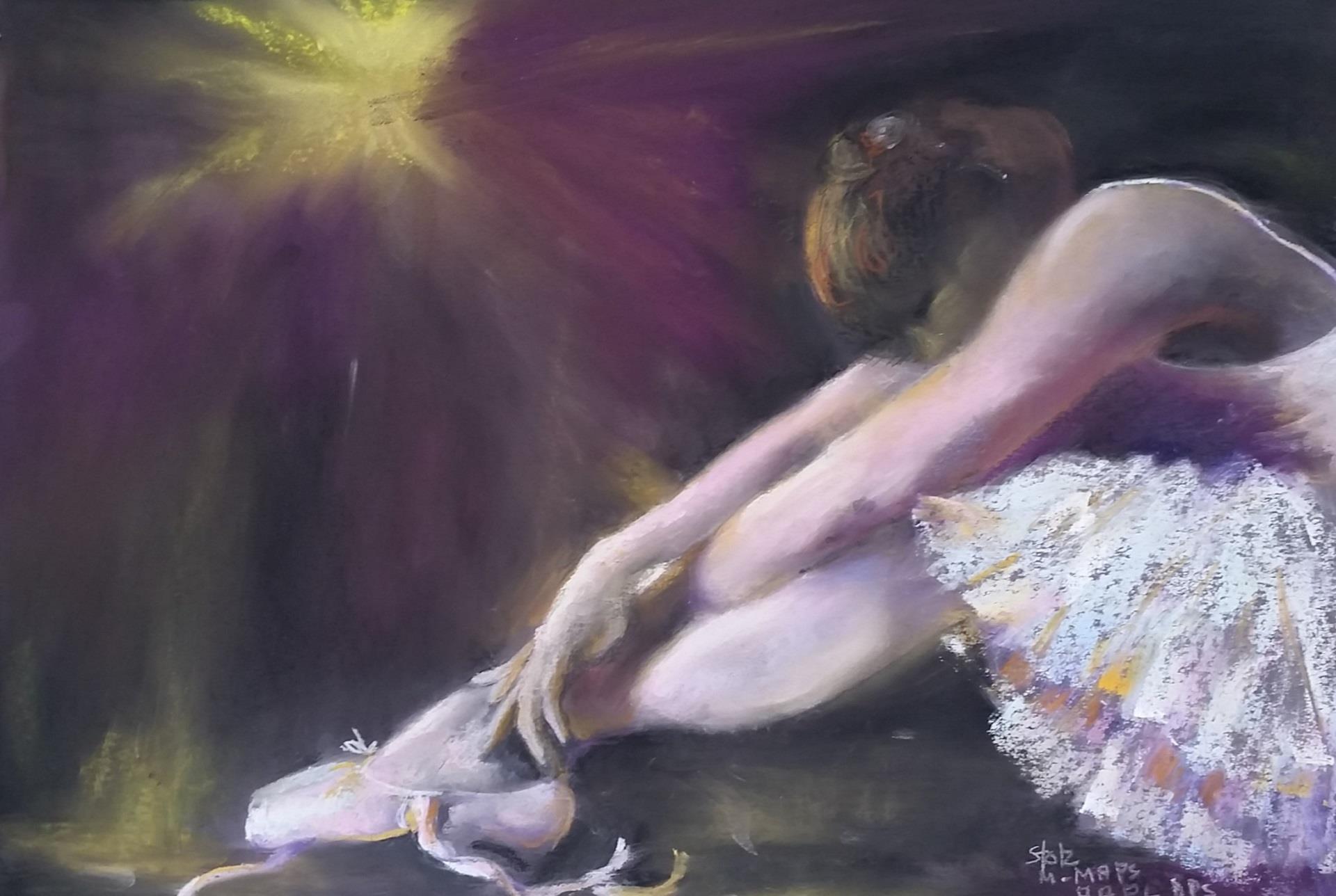 <em>Ballerina Resting</em>