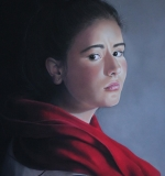 <em>Girl with a Red Scarf</em>
