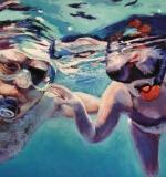 <em>Underwater Duo</em>