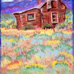 Crooked Prairie House