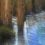 Marsh Grass, 20x16