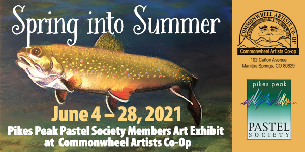 Spring into Summer, a pastel show by PPPS Members