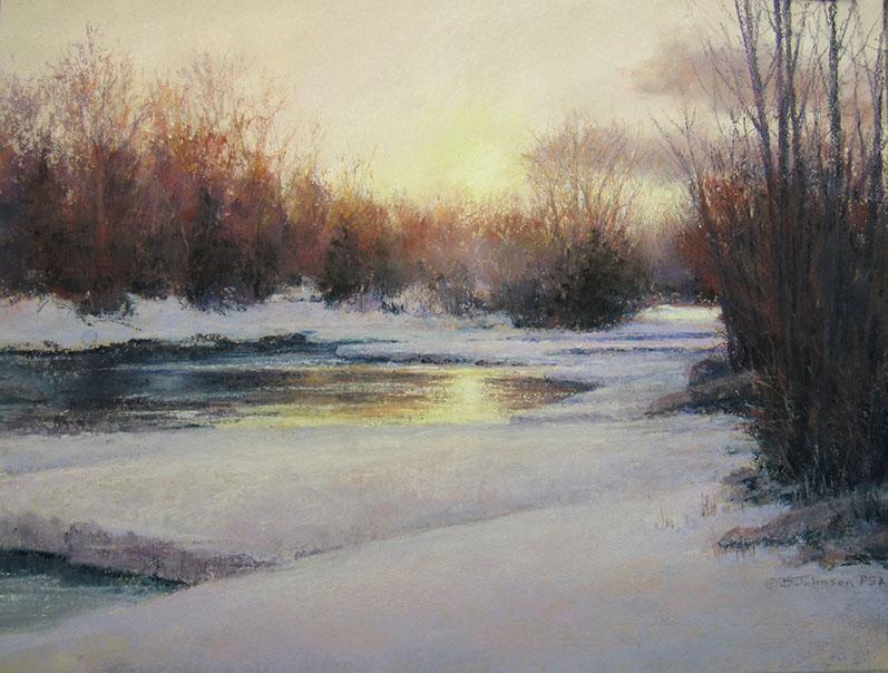 Gunnison River Evening